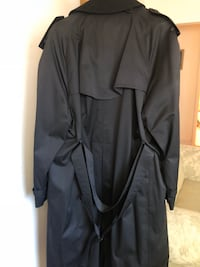 Mackintosh Men's Long Trench Coat