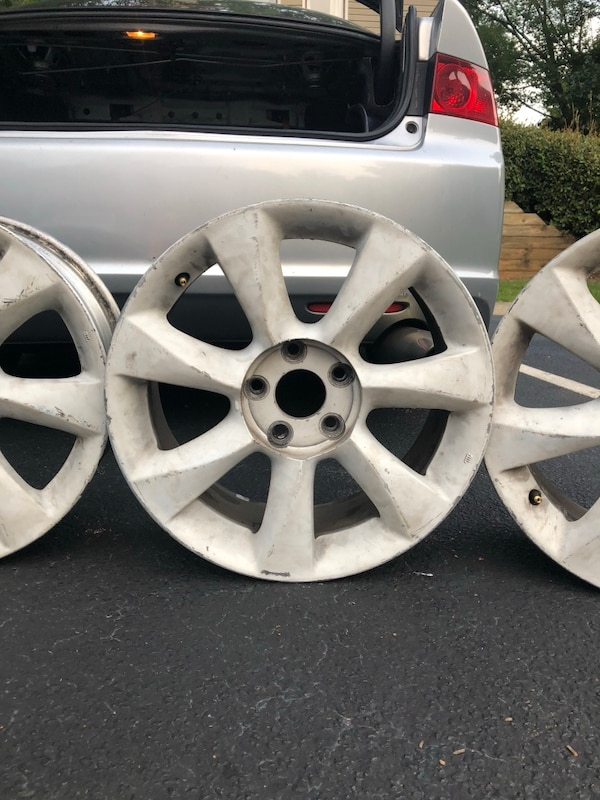 Used Infiniti Wheels 40x40 40x4040 Bolt Pattern For Sale In Delectable 5x114 3 Bolt Pattern