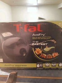 T-Fal actifry brand new never used box sealed Calgary, T2A 4T6