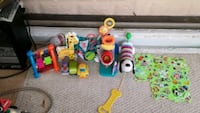 Baby toys and toddler toys or take best offer