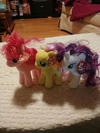 Ty My Little Pony Beanie Babies Fairfax, 22032