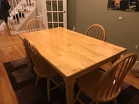 Table with 5 chairs included Middletown, 10940