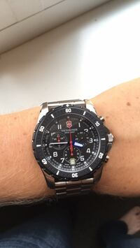 Victorinox maverick sport Chrono watch