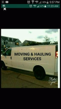 Moving/Hauling/Junk Removal