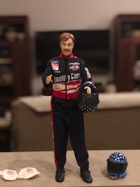 Dale Jarrett collectors edition doll