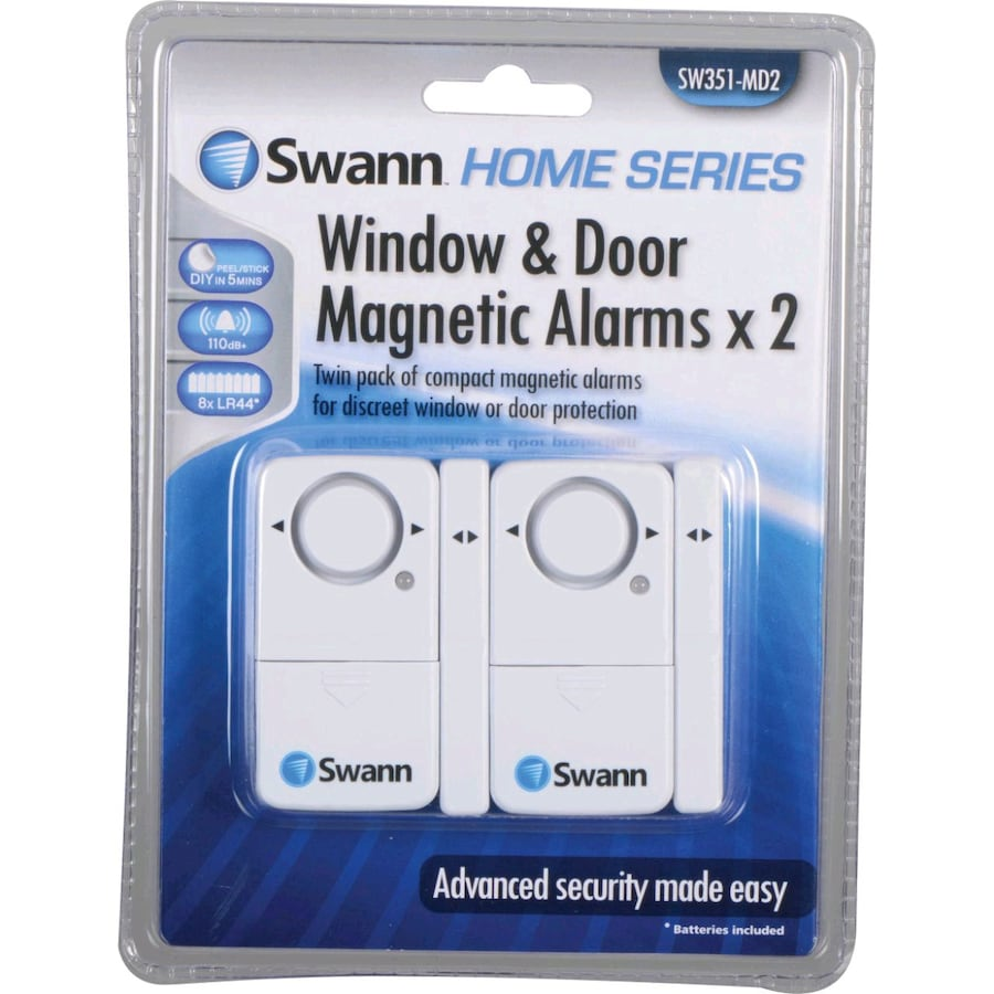 Window and door alarm