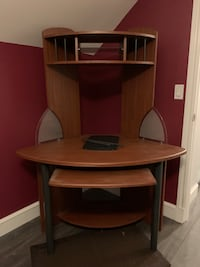 **price reduced* IKEA computer desk and chair