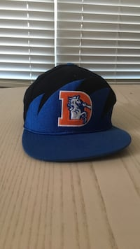 Denver Broncos snapback hat  Castle Pines, 80108