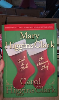 Book: Two Christmas Novels in One