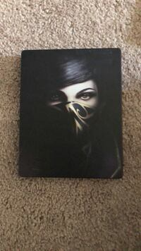 Dishonored 2 ps4 collectors edition  Stokesdale, 27357