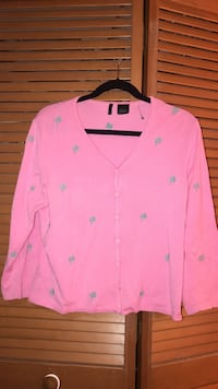 Lilly Pulitzer inspired sweater Longwood, 32779