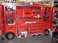 Snap On Mechanic Wagon tool box: Dale Earnhardt Jr. Limited Edition  Gaithersburg, 20882