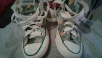 gray-and-white Conasaur high tops Rayville, 64084