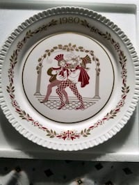 Spode Christmas Plate Kitchener, N2H 2J2