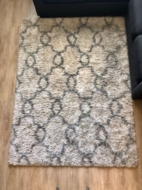 "Small Room Area Rug - 86"" x 64"""