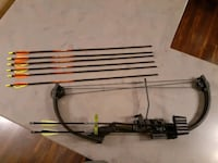Barnett Tomcat Youth Compound Bow Rogers, 55374