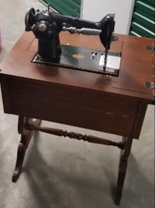 Sewing Machines-2 (Singer&Westinghouse)