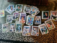 assorted. Topps baseball trading card collection Riverside, 92503