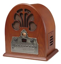Crosley Cathedral AM/FM Receiver & CD Player TORONTO
