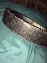 Authentic Gucci belt (used) Washington, 20018