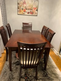 Dining table +6 chairs Toronto, M3C 1X7