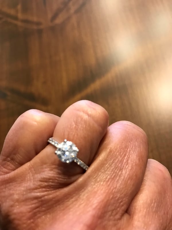 Engagement and Wedding Ring: 0f180aea-a056-41d2-a645-5547f213c84a