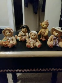Cherished Teddy's numbered in excellent condition Baltimore, 21229