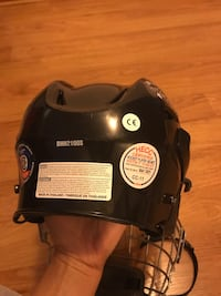 Bauer hockey helmet with cage Coquitlam, V3B