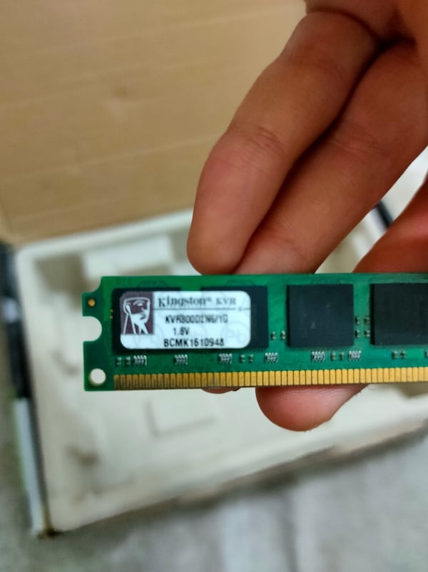 Ddr2 kingston 1gb ram e5928e0e-b3ce-4f5b-8cea-b08181741ae4