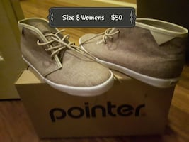 Womens Pointer skate shoes Size 8