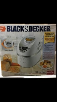 Bread maker - Brand New in box. Vaughan, L4H 3R4