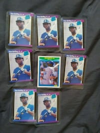 Ken Griffey Jr Rookies (8) Knoxville, 37931