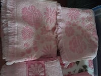 Vintage towels pink Plymouth, 19462