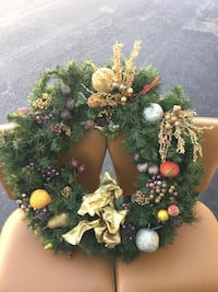 Christmas Wreath- large 24 inch