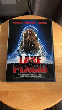 Lake Placid DVD Movie Laurel