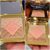 PRICE IS FIRM, PICKUP ONLY - Tory burch divine blush & bronzer for those sun-kissed cheeks Toronto, M4B 2T2