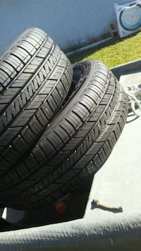 two vehicle tires Houma, 70364