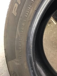 Continental tires for sale. Langley, V3A 6K8