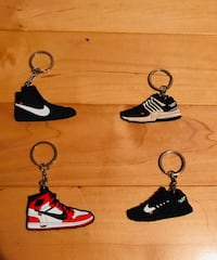 Off White Nike Keychains Vaughan, L5M 3X4