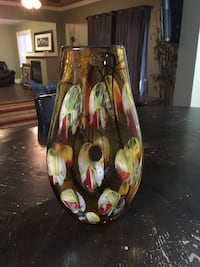 Glass vase Prince Edward, K0K 3L0