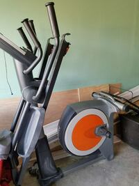 gray and orange gym equipment Woodbridge, 22193