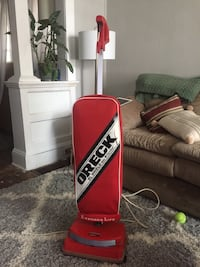 Vacuum cleaner  ORECK XL SHIELD  With Microban