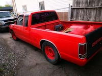 Chevrolet - S-10 - 1984 St. Catharines, L2P 1X6