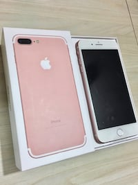 Brand new iPhone 7 plus Unlock with Box