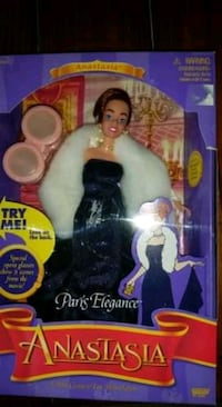Vintage Anastasia doll 1997 mint in box. PRICE REDUCED AGAIN