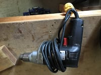 black and yellow corded power tool Clarington