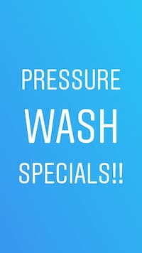 Affordable pressure washing!  Eatonville, 32810
