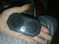 black and blue Altec Lansing portable speaker Winnipeg, R2L 2C2
