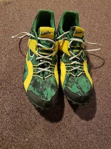 Cross country or track shoes