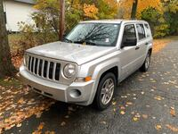 2008 JEEP PATRIOT SPORT- AUTOMATIC- 4WD- ONE OWNER- CLEAN TITLE- EXTRA CLEAN- MINT Methuen, 01844